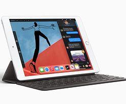 """Apple zaprezentowało nowe iPady. """"Ósemka"""" za bardzo przyzwoite pieniądze"""