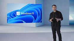 Windows 11: aktualizacja z Windows 10 dopiero w 2022roku
