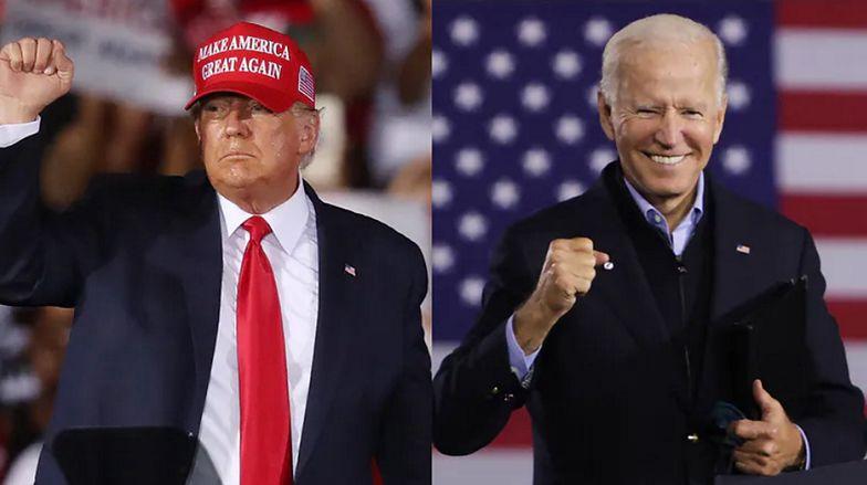 Amerykanie zdecydowali! Wiemy kto wygrał wybory w USA