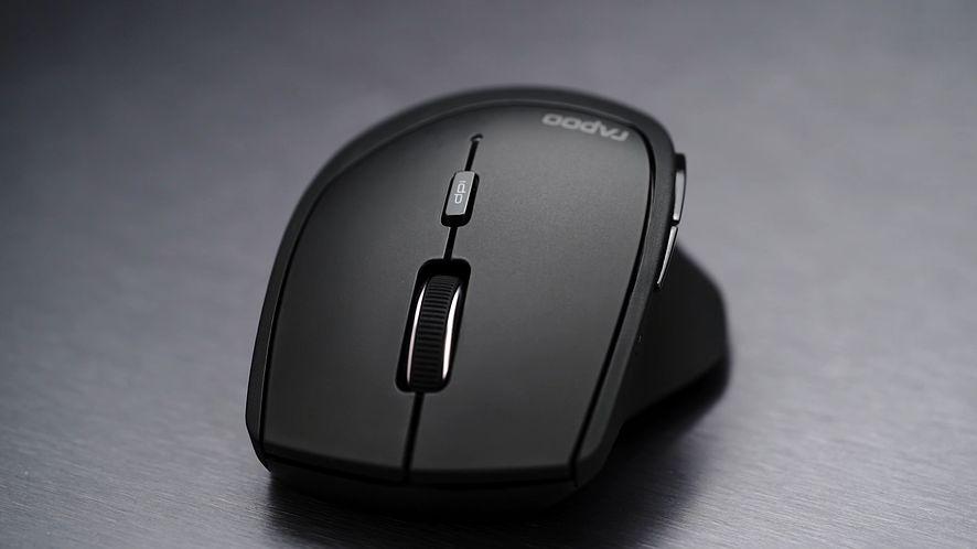 Rapoo MT550 – bezprzewdowa mysz zdolna obsłużyć jednocześnie 4 urządzenia