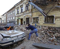 Chorwacja. Wzrosła liczba ofiar trzęsienia ziemi. Będzie żałoba narodowa