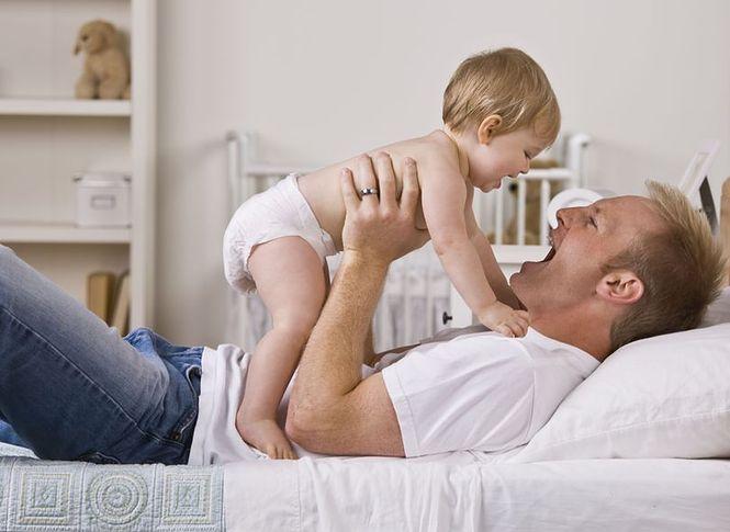 Sześć  najczęstszych błędów, jakie popełniają ojcowie