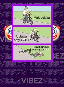 """Przez uchwałę """"anty-LGBT"""" Małopolska straciła 10 MILIARDÓW złotych. Co można byłoby za to ogarnąć?"""