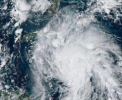 Burza tropikalna nad Atlantykiem. Poważne zagrożenie dla USA