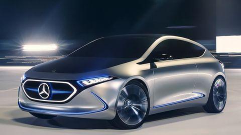 Bosch, Daimler i Nvidia stworzą autonomiczne auto 4 i 5 poziomu