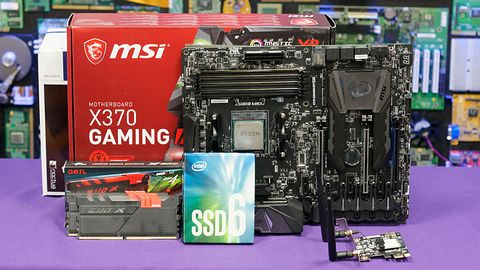 Konkurs z MSI. OC Challenge Ryzen 7 na płycie MSI X370 Gaming M7 ACK