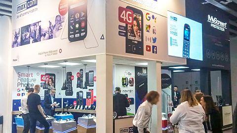 Maxcom prezentuje flagowe smartfony na MWC 2019