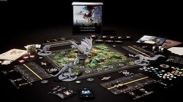 Gra planszowa Monster Hunter World wygląda imponująco. Wkrótce rusza zbiórka - Monster Hunter World: The Board Game