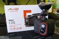 Mio MiVue C312 — recenzja taniej kamerki samochodowej