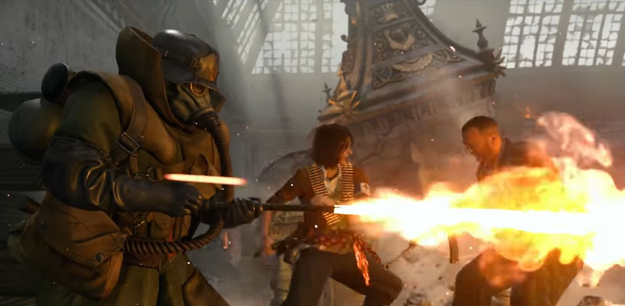 Call of Duty: Vanguard. Zwiastun trybu multiplayer - Call of Duty: Vanguard