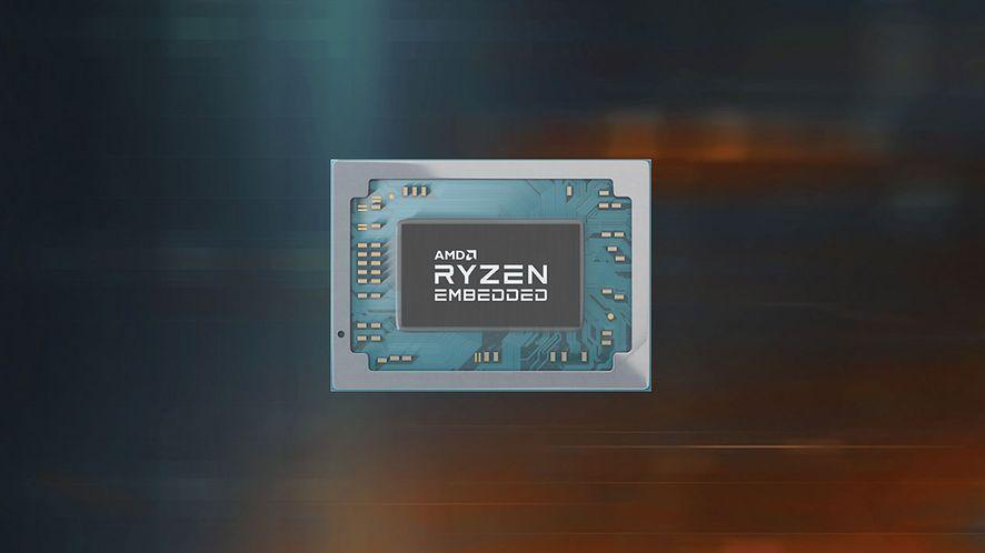 AMD Ryzen Embedded, fot. Materiały prasowe