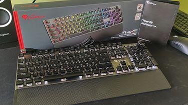 Genesis Thor 401 RGB - klawiatura dla zapalonych graczy ceniących jakość wykonania oraz design