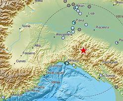 Włochy. Trzęsienie ziemi w regionie dotkniętym epidemią koronawirusa
