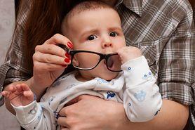 Wzrok u niemowląt