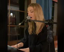Maja Golec śpiewa na TikToku. Fani pod wrażeniem