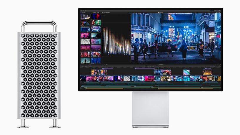 """Apple: """"Przetrzyj oczy"""" – brzmi polskie hasło reklamowe Pro Display XDR. Przecieram i nie wierzę"""