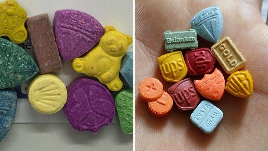 Wygląd i rodzaje ecstasy
