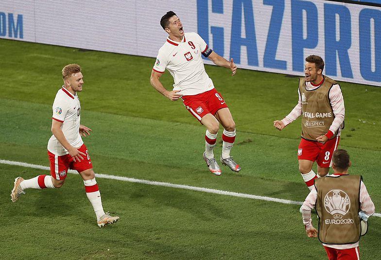 Euro 2020. Wielka rehabilitacja Lewandowskiego. Strzelił gola Hiszpanii, Polacy dalej w grze!