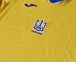 Rosjanie oburzeni koszulkami reprezentacji Ukrainy na Euro 2020