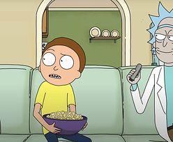 """""""Rick i Morty"""". Wulgarny żart z PiS-u w kultowym serialu"""