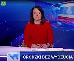 """""""Wiadomości"""". TVP uderza w Grodzkiego i Tuska. Dodali do tego Auschwitz"""
