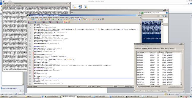PowerShell jest o wiele łatwiejszy do zaciemnienia niż VBA