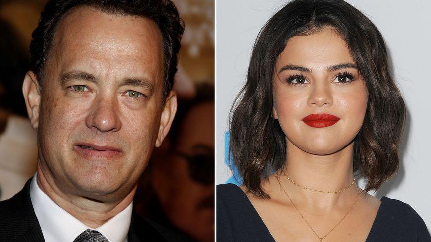 Tom Hanks i Selena Gomez (123rf.com)