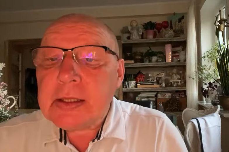 Krzysztof Jackowski pierwszy raz wspomniał o swoim synu. Gdzie jest? Zdradził tajemnicę