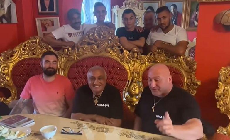 """Don Vasyl zawalczy w MMA. """"Wiek to tylko liczba"""""""