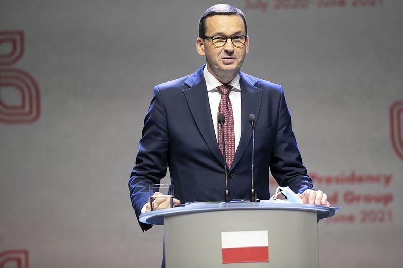 #StopFurChallenge. Premier Mateusz Morawiecki odpowiedział prezesowi PiS
