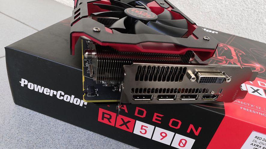 AMD Radeon RX 590 – test premierowy. Na taką kartę graficzną czekali gracze