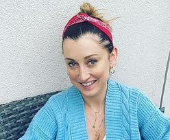 Justyna Żyła przeszła samą siebie. Wybitnie apetyczne zdjęcie celebrytki