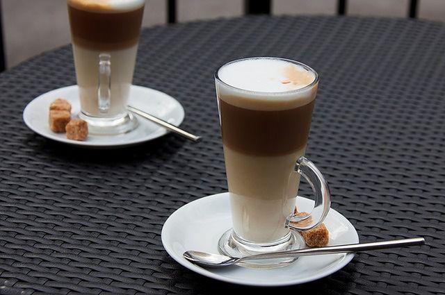 Napoje kawowe