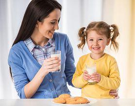 Mleko – podstawa diety małego dziecka