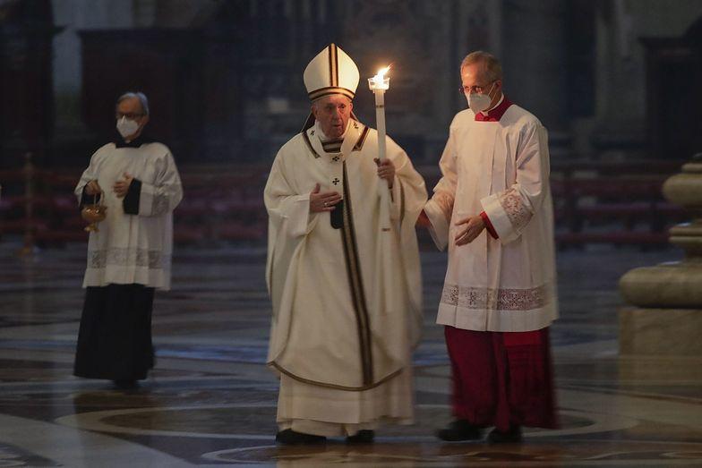 Papież Franciszek nie żartuje. W Watykanie padły mroczne słowa