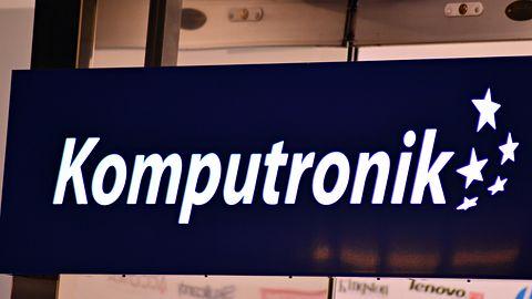 Komputronik złożył wniosek o postępowanie sanacyjne. Zwolni 20 proc. pracowników