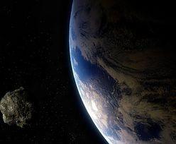 Odkrycie NASA. Asteroida leci w kierunku Ziemi 12 tys. mil na godzinę
