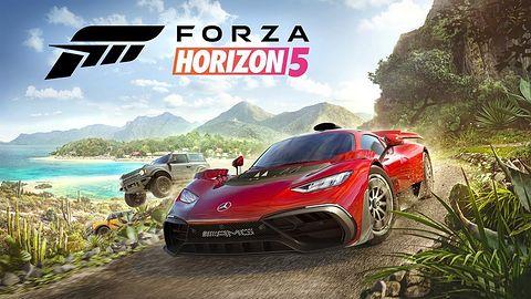 Forza Horizon 5. Jest okładka, nowy fragment rozgrywki i limitowany kontroler
