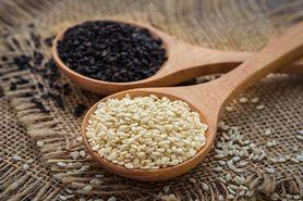 Sezam - wartości odżywcze, właściwości lecznicze, zastosowanie, kalorie