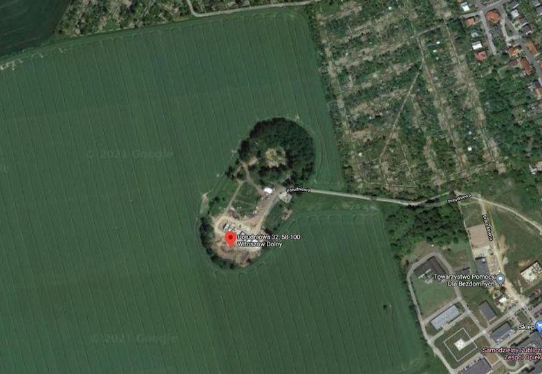 Wszystko widać na Mapach Google. Zdjęcie z Polski robi furorę