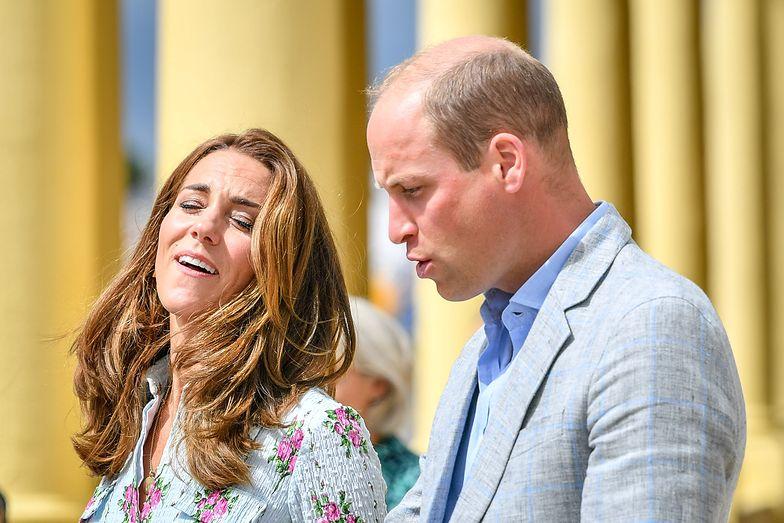Dramat księcia Williama i księżnej Kate. Pożegnali swojego przyjaciela