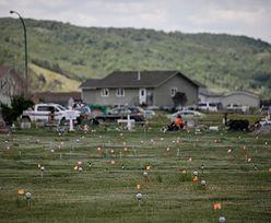 Dzieci z masowych grobów w Kanadzie. Dziennikarka mówi, co im robiono
