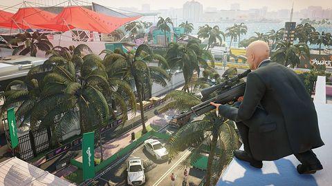 Agent 47 trafi w Hitmanie 2 do Kolumbii