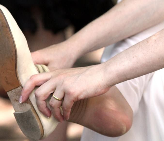 Choroby stóp - płaskostopie