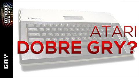 Dobre gry na Atari 8bit?
