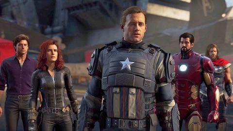 Twórcy Marvel's Avengers próbują stworzyć maksymalnie uniwersalny tytuł