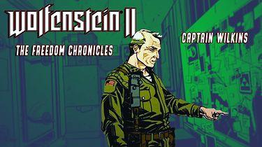 Wolfenstein II: The New Colossus zaprasza nas na Alaskę, a Wolfenstein 3D zachęca do... głaskania psów