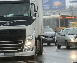 Polskie ciężarówki nie wjadą do Czech