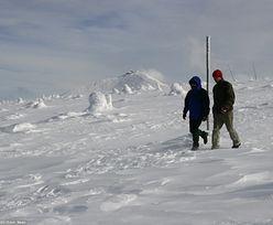 Pogoda. W górach zima w pełni. Na Śnieżce 30 cm śniegu