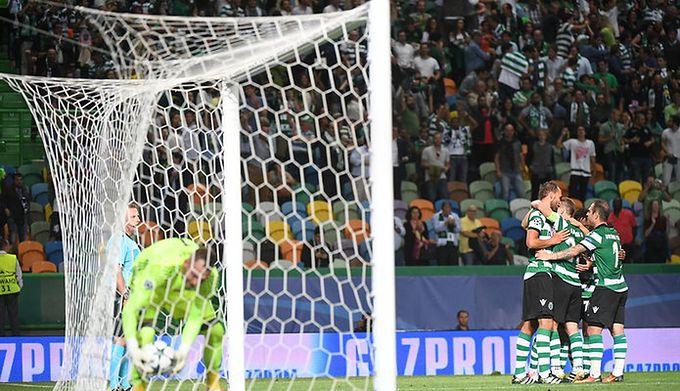 6b0c792af Liga Mistrzów. Sporting Lizbona - Legia Warszawa: Twitter o grze ...